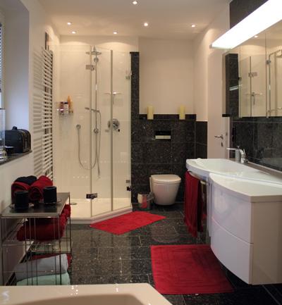 Sanitärtechnik - Installation von Sanitäranlagen & Bad